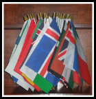 Desk Flags, Table Flags