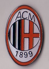 AC Milan Football Badge 001.