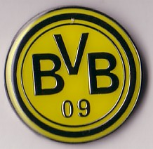 Borussia Dortmund Football Badge 001.