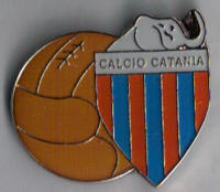 Catania Football Badge 001.