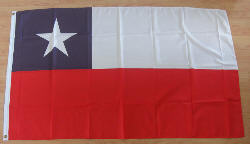 Chile Country Flag - 5' x 3'.