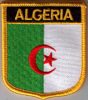 Flag Patch - Algeria 07