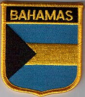 Flag Patch - Bahamas 07